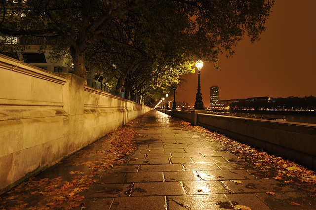 HFF from the Embankment ~ London