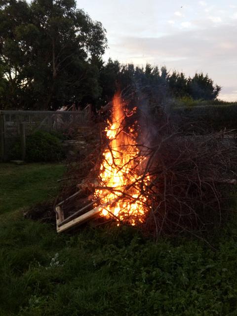 destroying the summer evil