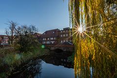 Historische Wassermühle Lübz