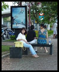 Christiane photographe: Jolie vietnamienne - Recadrage