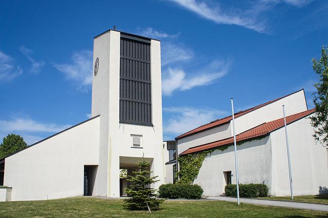 Ebermannsdorf, Bruder-Konrad-Kirche (PiP)