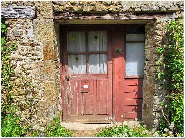Vintage door...