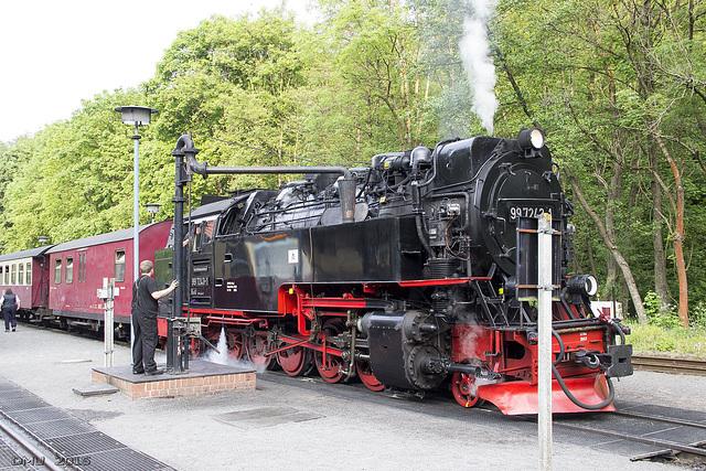 Harzer Selketalbahn