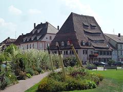 Flanierzone in Wissambourg