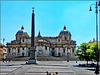 Roma : Basilica Papale di Santa Maria Maggiore - lato nord