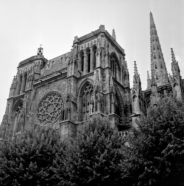 Cathédrale Saint-André 1973