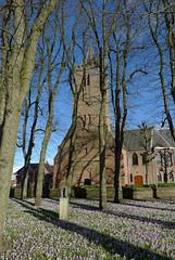 Nederland - Huizen, Oude Kerk