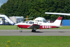 G-EDGI at Cotswold Airport - 14 September 2017