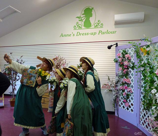 Jeder möchte Anne of Green Gables sein