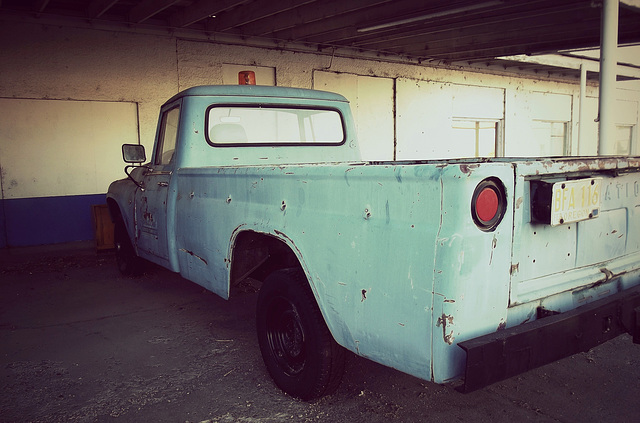1966 International pickup truck