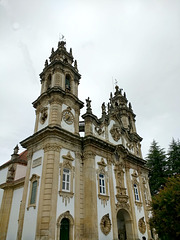 Lamego- Sanctuary of Our Lady of Remedies