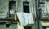 washing lines in La Habana/Cuba