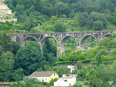 Pala Viaduct- Douro Valley Railway