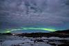 Aurora over Ringvassøya (PiP)