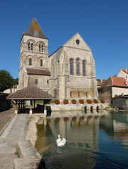 Église St Martin 51 Vertus