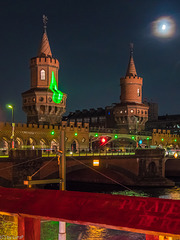 (Mini)Festival Of Light - Oberbaumbrücke (180°)