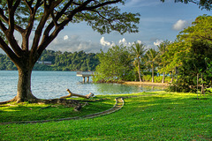 Park at Keppel Bay in Singapore
