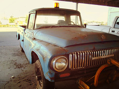 1966 International truck