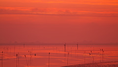 Nordsee Sunset