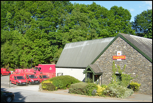 Royal Mail at Troutbeck