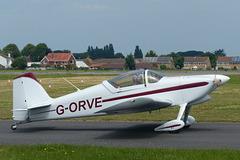 G-ORVE at Solent Airport (1) - 12 June 2018