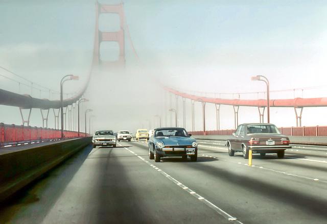 Fog on the Bridge - Homage to Panoramio (000°)