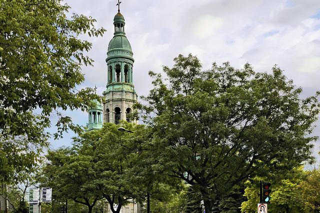 Église Saint-Irénée – Atwater Street at Delisle, Montréal, Québec