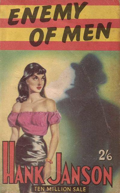 Hank Janson - Enemy of Men