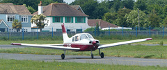G-LOTE at Solent Airport (1) - 12 June 2018