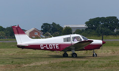 G-LOTE at Solent Airport (2) - 12 June 2018