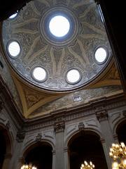 Dome of Lisbon City Hall.