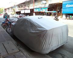 Voiture fantôme / Ghost's car
