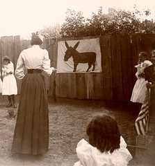 Pin the Tail on the Donkey (Cropped)
