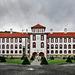 Schloss Elisabethenburg in Meiningen- Elisabethenburg Palace in Meiningen - mit PiP