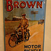 Beamish- 'The Brown Motor Bicycle'