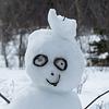 A friendly face in Weaselhead