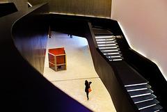 Rome - MAXXI - Entrance Hall