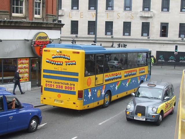 DSCF8059 Cavern City Tours  DF51 CWE in Liverpool - 16 Jun 2017