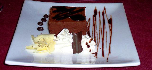 ES - Girona - lovely dessert