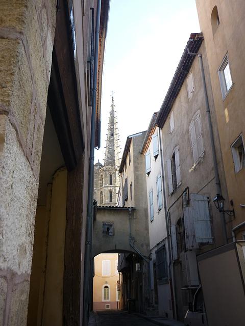 Petite rue de Limoux