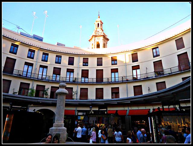 Valencia: Plaza Redonda 7