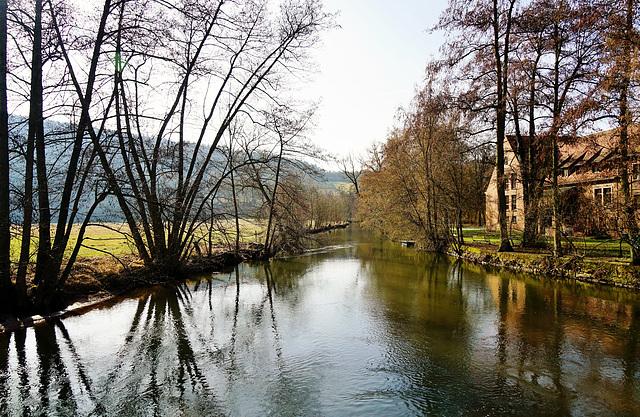 Eine über tausend Jahre alte Mühle - A mill over thousand years old