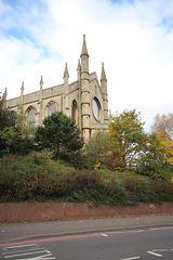 Redundant Church of The Holy Trinity, Camp Hill, Birmingham