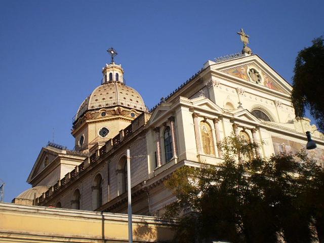 Saint Joachim Church.