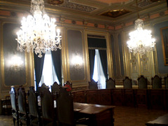 Private Sessions Room.