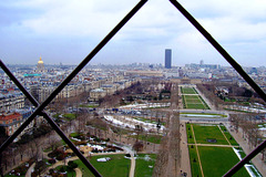 FR - Paris - View from Eiffel Tower
