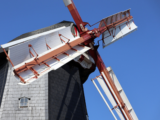 Windmühlenrad