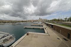 SAINT-RAPHAEL: Le vieux port, la Basilique, le jardin Bonaparte