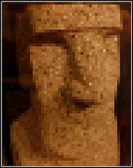 pixel tiki