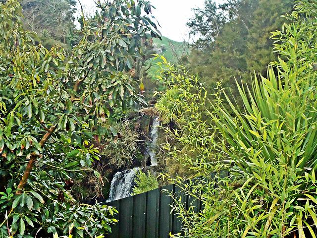 Waterfall near Jones Landing